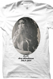 R.I.P. Amy Winehouse T-Shirt 2