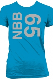 Women's NBB65 T-Shirt (Blue)