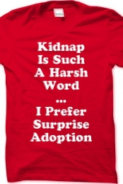 Surprise Adoption