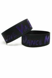 Love Via Dance Machine Wristband (Black)