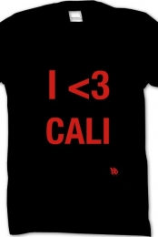 i less than three cali