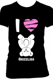 I Heart Grizzlies-FEMALE