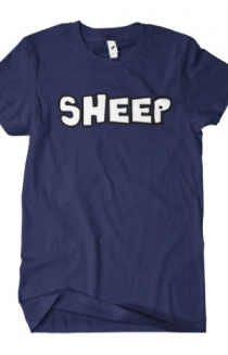 Sheep (Navy)