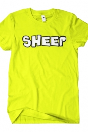 Sheep (Highlighter Green)