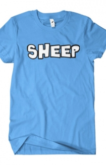 Sheep (Carolina Blue)