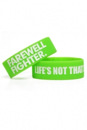 Life's Not that Bad Today Wristband (Green)