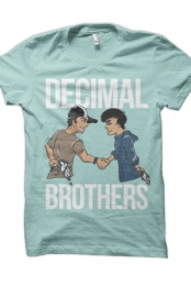 Decimal Brothers (Light Aqua)