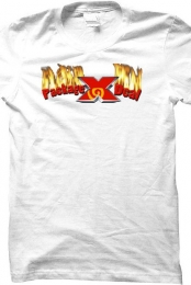 PackageXdeal's Flaming Tee