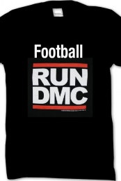 FOOTBALL RUN DMC