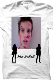 How I Roll-Shirt