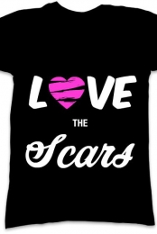 Love the Scars T Shirt