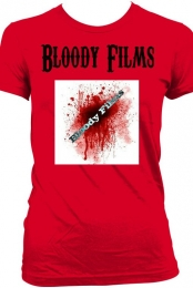 Bloody Films Shirt With Logo