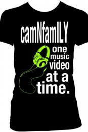 CcamNfamILY Graphic Tee