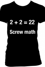 Screw math(women)