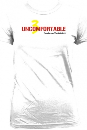 UNCOMFORTABLE WOMENS-WHITE
