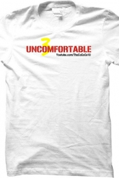 UNCOMFORTABLE MENS-WHITE