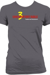 UNCOMFORTABLE WOMENS-GREY