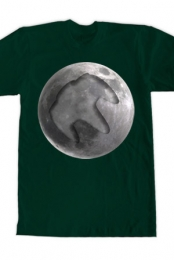 Classic Moon (Forest Green)