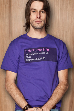 Epic Purple Shirt