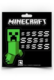 Creeper SSSsss Sticker