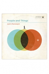 People and Things CD + Signed Booklet