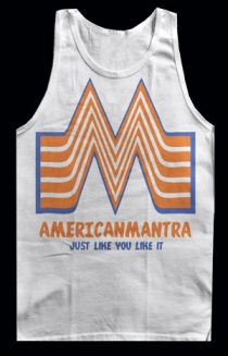 """Whatamantra"" Tank Tops"