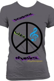Peace,love, music!
