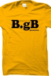 official B.gB shirt