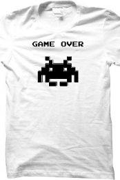 GameOverTshirt