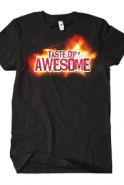 Taste of Awesome Logo Tee