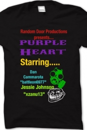 Purple Heart T-Shirt