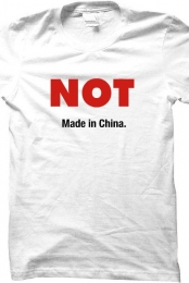NOT Made in china.