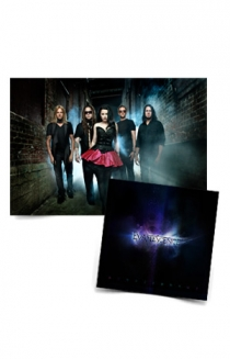Evanescence CD + Lithograph