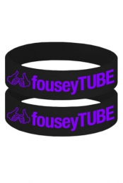 Fousey Tube Wristband 2-Pack