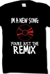 NEW SONG... YOURE THE REMIX