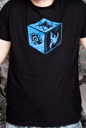 Random race t shirt starcraft t shirts online store on for Random t shirt generator