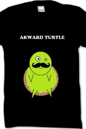 mens AKWARD TURTLE