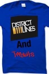 Thanking District lines