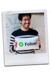 Follow Pillow