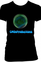 CMGxProductions Ladies T-Shirt