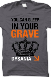 Sleep In your Grave