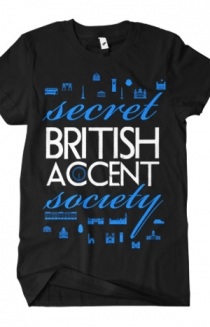 Secret British Accent Society