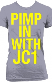PimpinwithJC1 shirt #1 Womens