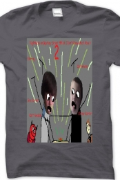 NIGHTMARE ON MYSTERY STREET SHIRT