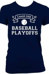 LCISD Baseball Playoffs Shirt