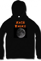 Zach Talks Sweatshirt