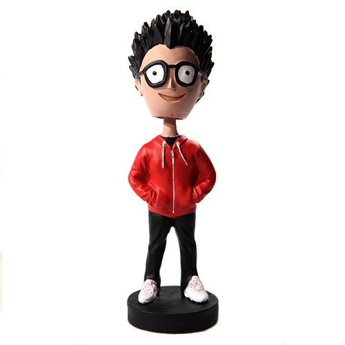Ray WJ Bobble Head