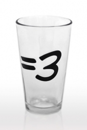 =3 Pint Glass