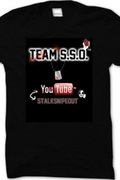 Official Travel SSO Supportive Tee
