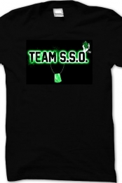 SSO PLAIN SUPPORT SHIRT!